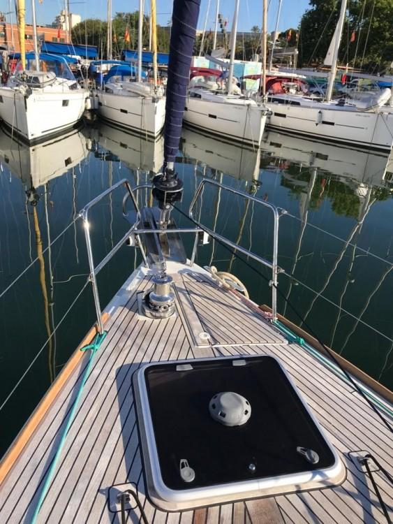 Rental yacht Canary Islands - Jeanneau Sun Odyssey 519 on SamBoat