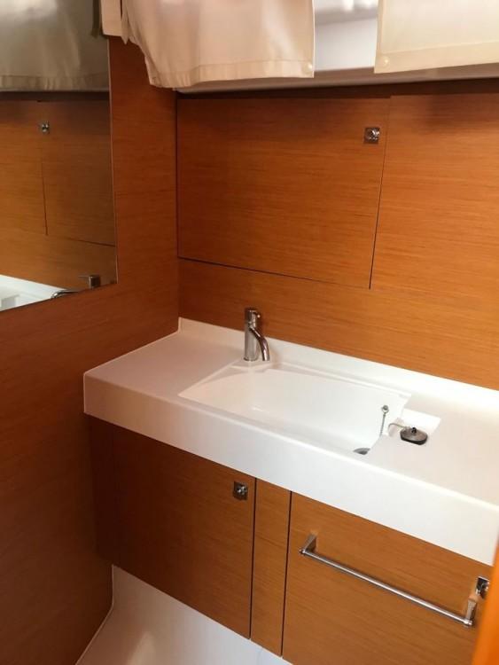 Boat rental Canary Islands cheap Sun Odyssey 519