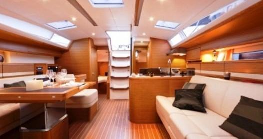 Boat rental Jeanneau Sun Odyssey 44 Ds in Saint Thomas on Samboat