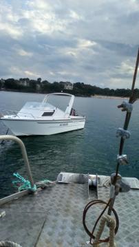 Boat rental Dinard cheap Cap Ferret 500