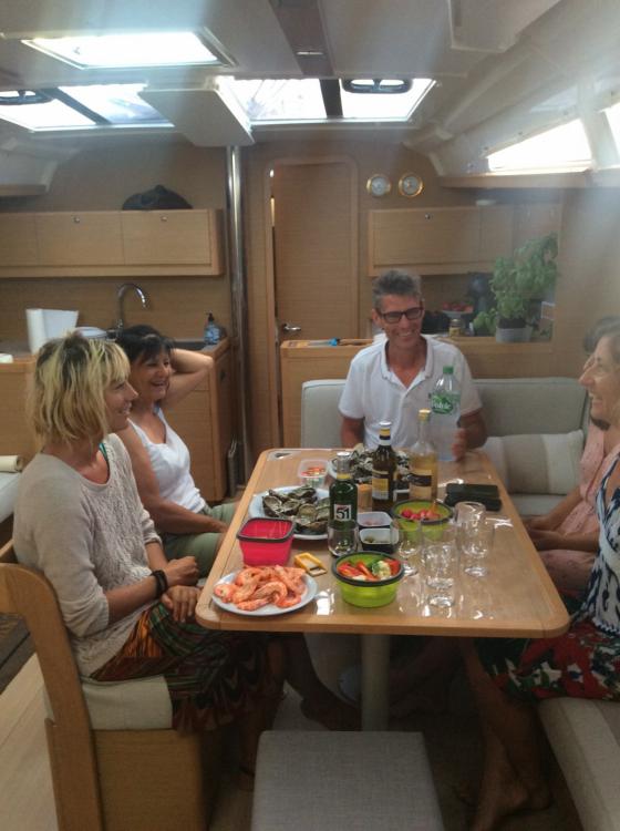 Boat rental Agde cheap Sun Fizz