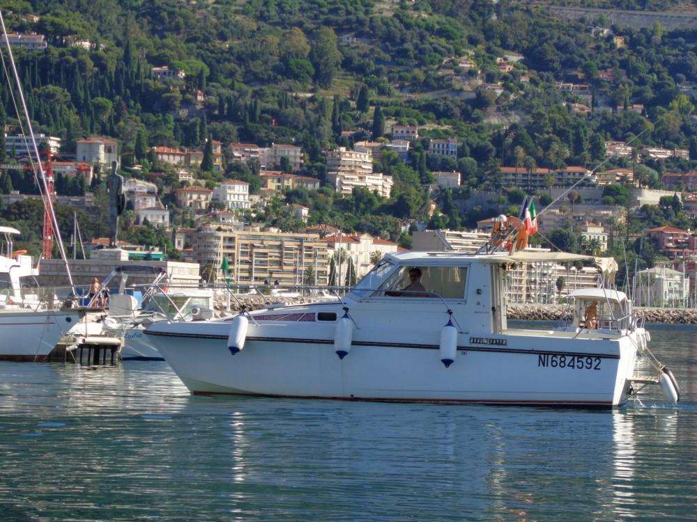Rental yacht Menton - Bénéteau ANTARES 800 on SamBoat