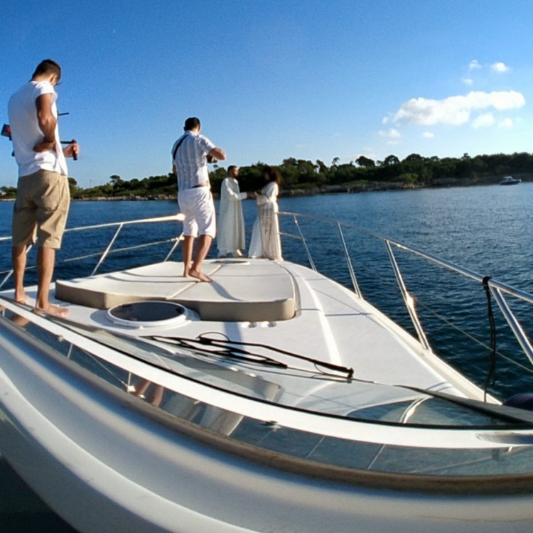 Boat rental Mandelieu-la-Napoule cheap Princess V46/48