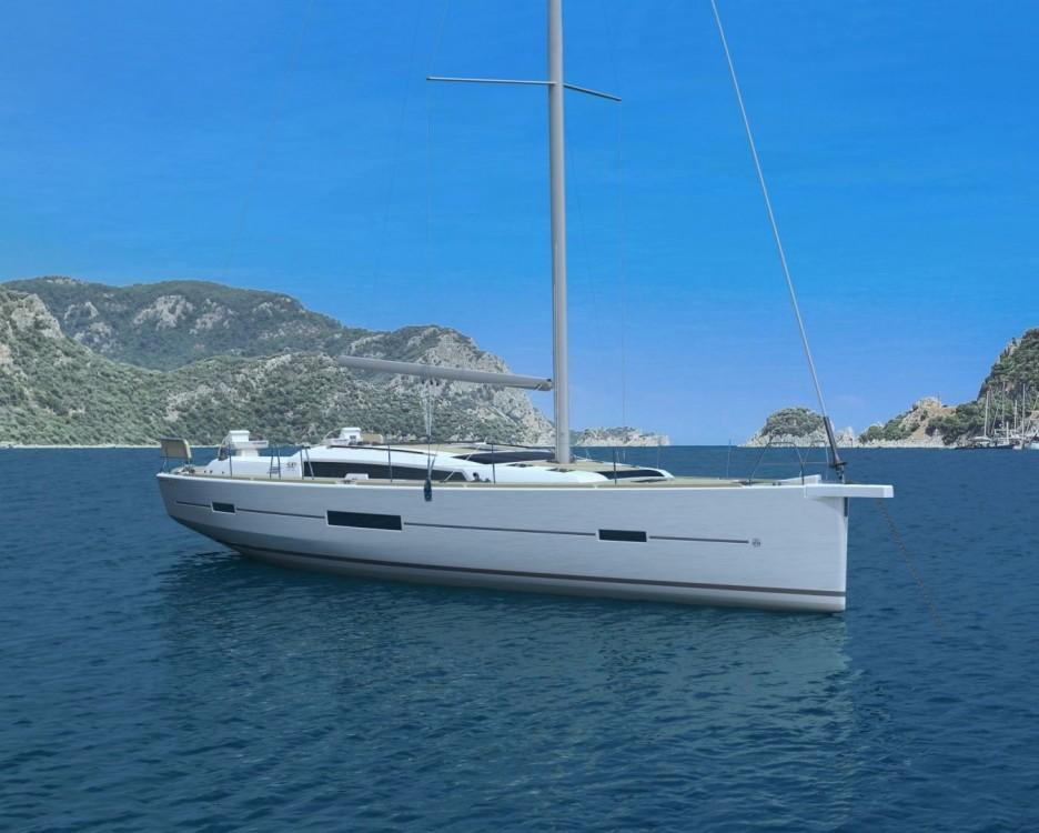 Boat rental Puerto Rico cheap Dufour 520 GL