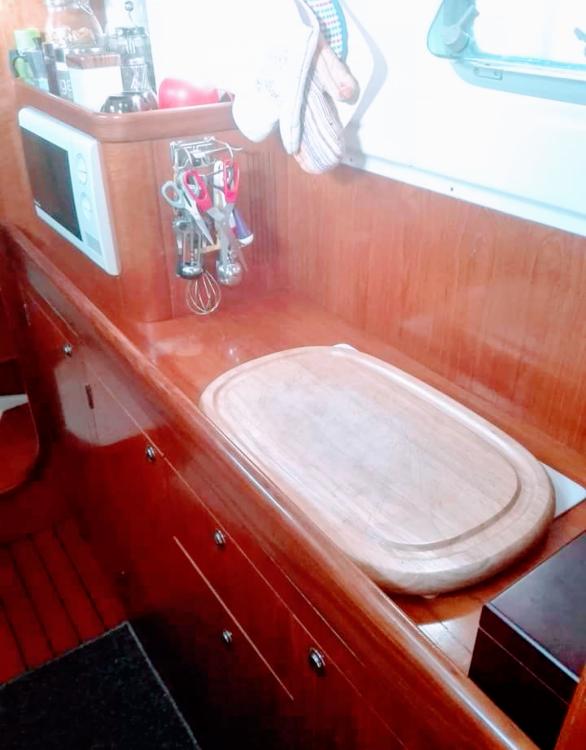 Boat rental Marina di Pisa cheap oceanis 44 cc