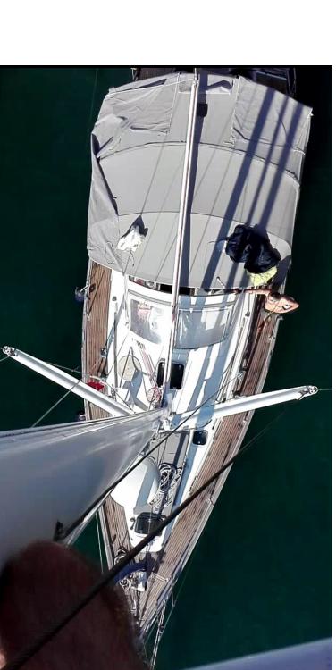 Rent a Bénéteau oceanis 44 cc Marina di Pisa