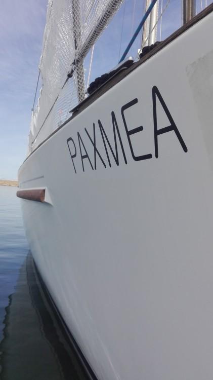Rental Sailboat in Marina di Pisa - Bénéteau oceanis 44 cc