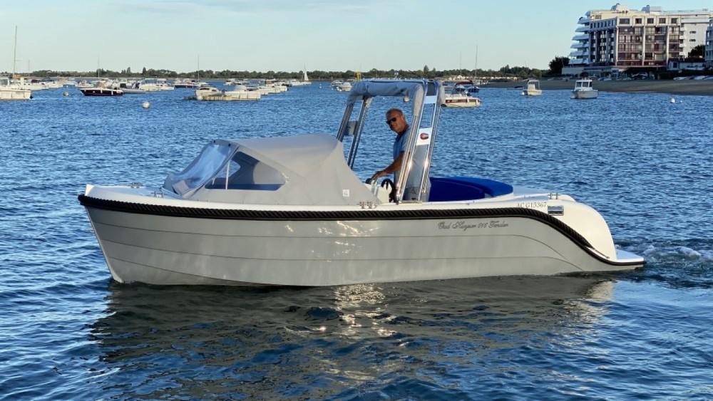 Boat rental Arcachon cheap 616 Tender Électrique
