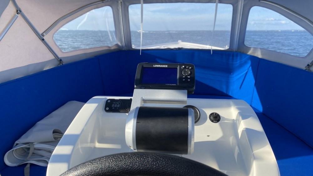 Rental yacht Arcachon - oudhuijzer 616 Tender Électrique on SamBoat