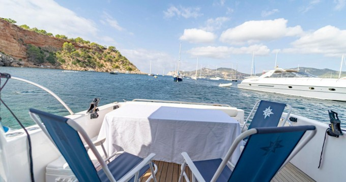 Hire Motorboat with or without skipper Gulf Craft Ibiza Island