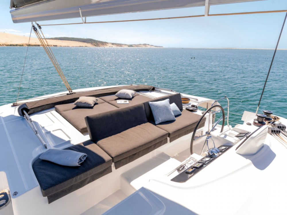 Rental Catamaran in Fethiye - Lagoon Lagoon 46