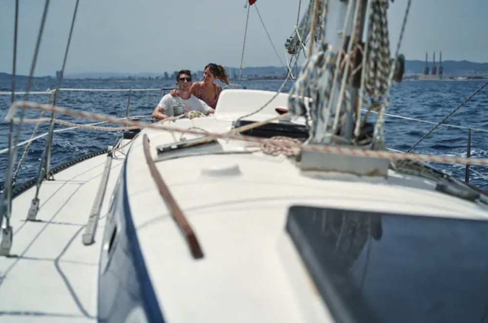 Rental yacht Badalona - Puma 34 on SamBoat
