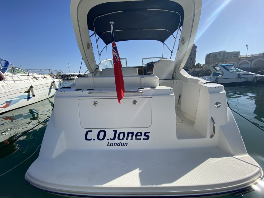 Hire Motorboat with or without skipper Bayliner Fuengirola