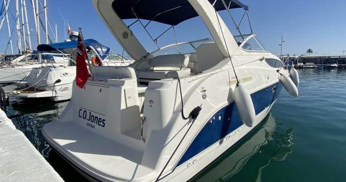 Boat rental Bayliner Bayliner 285 in Fuengirola on Samboat
