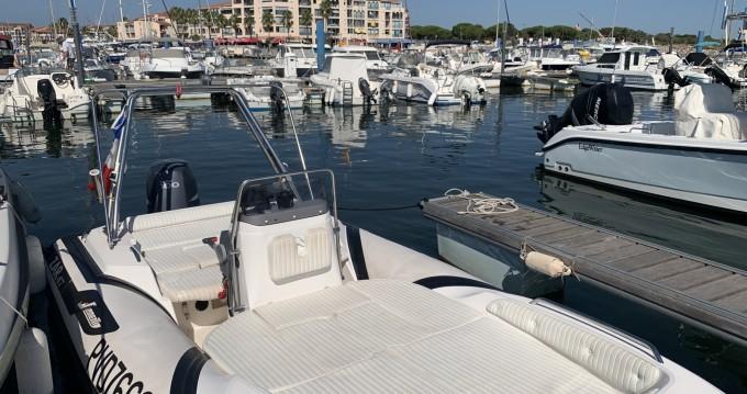 Boat rental Argelès-sur-Mer cheap Zar 47