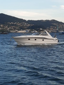 Hire Motorboat with or without skipper Fairline Punta Umbría