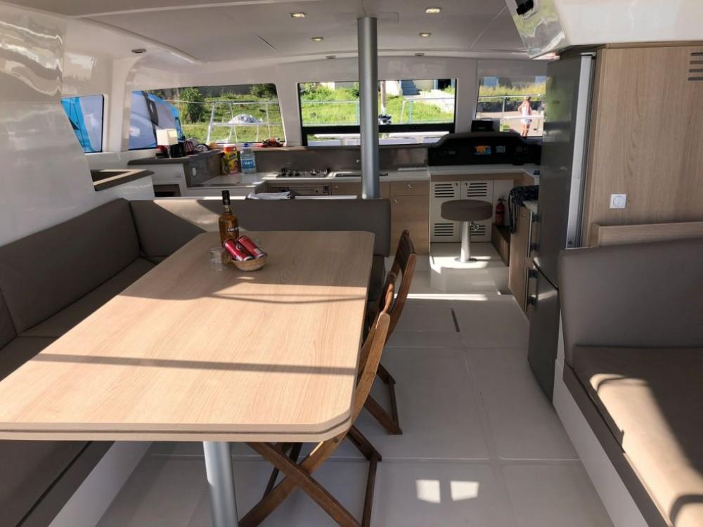 Rental yacht Furnari - Bali Catamarans Bali 4.0 on SamBoat