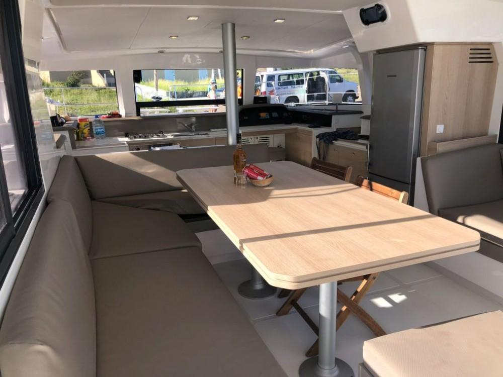 Hire Catamaran with or without skipper Bali Catamarans Furnari