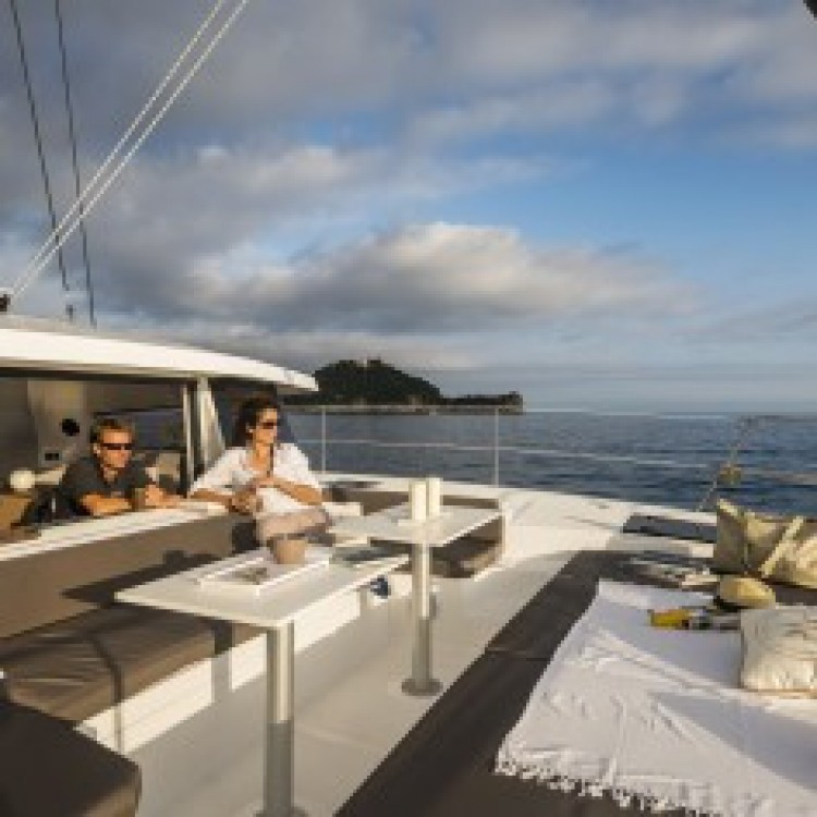Bali Catamarans Bali 4.0 Owner Version with AC between personal and professional Key West