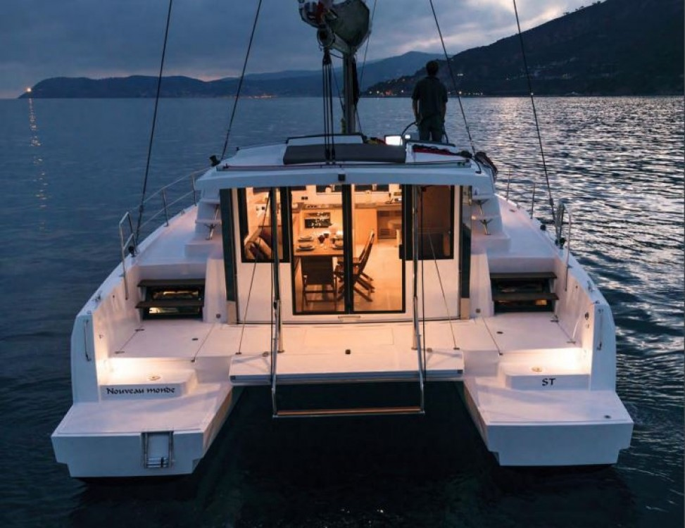 Boat rental Bali Catamarans Bali 4.0 Owner Version with AC in Key West on Samboat