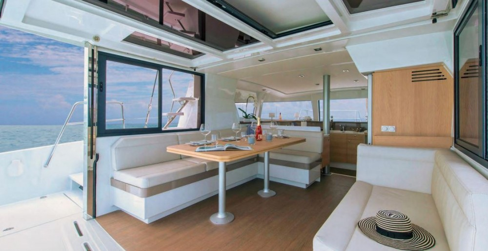 Rental yacht Key West - Bali Catamarans Bali 4.0 Owner Version with AC on SamBoat