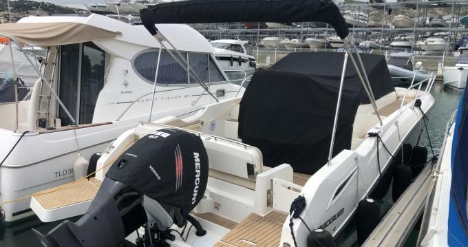 Boat rental Marseille cheap Activ 875 Sundeck