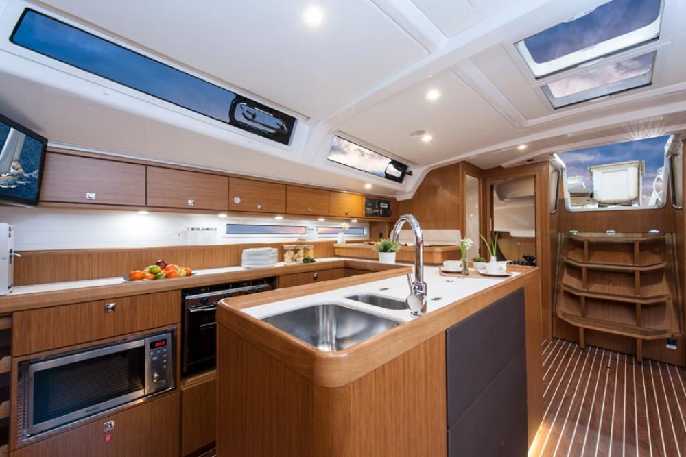 Rental Sailboat in Ajaccio - Bavaria Bavaria Cruiser 56