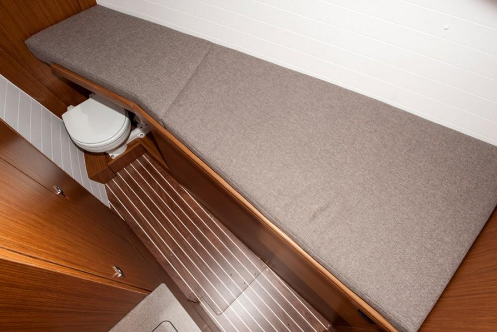 Boat rental Ajaccio cheap Bavaria Cruiser 56