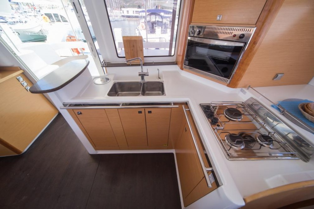Boat rental Fountaine Pajot Lipari 41 Evolution in Šibenik on Samboat