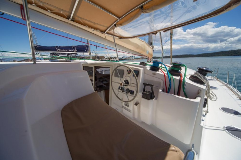 Fountaine Pajot Lipari 41 Evolution between personal and professional Šibenik