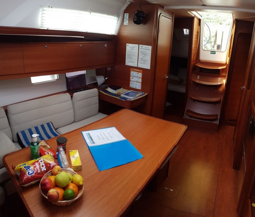 Boat rental Dufour Dufour 382 Grand Large in Naples on Samboat