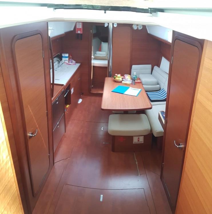 Rent a Dufour Dufour 382 Grand Large Naples