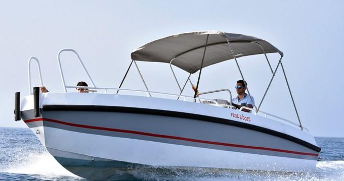 Rental Motorboat in Altea - Gasparet Gasparet 80