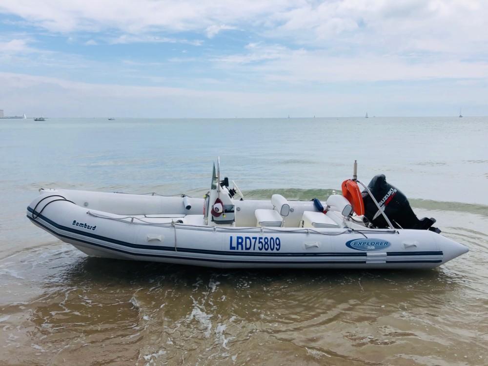 Rental yacht La Rochelle - Bombard Explorer SB 640 on SamBoat