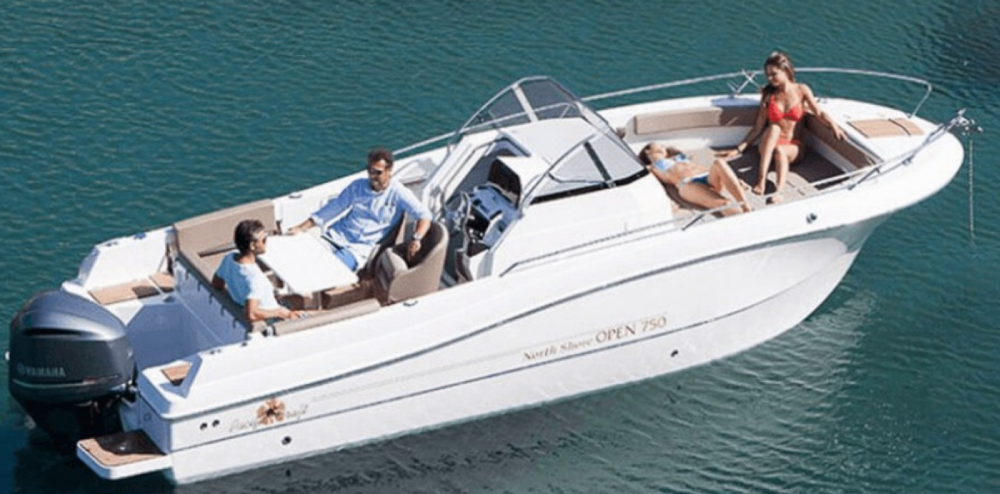 Rent a Pacific Craft Pacific Craft 750 Open Dénia