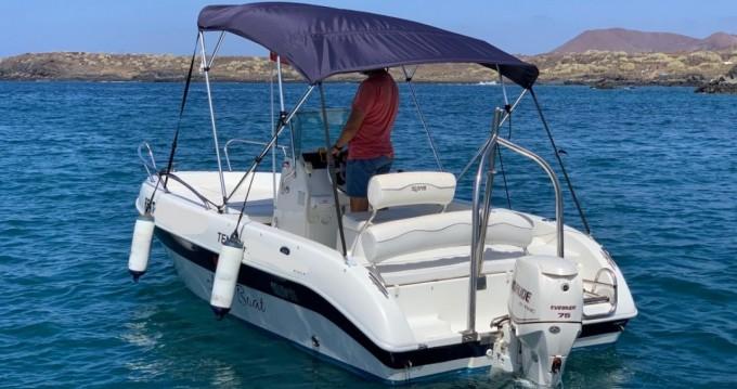 Rental Motorboat in Arona - Aquamar Samoa