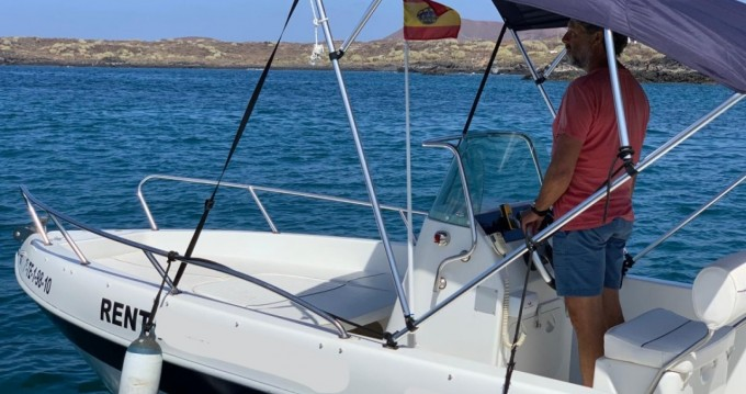 Hire Motorboat with or without skipper Aquamar Arona