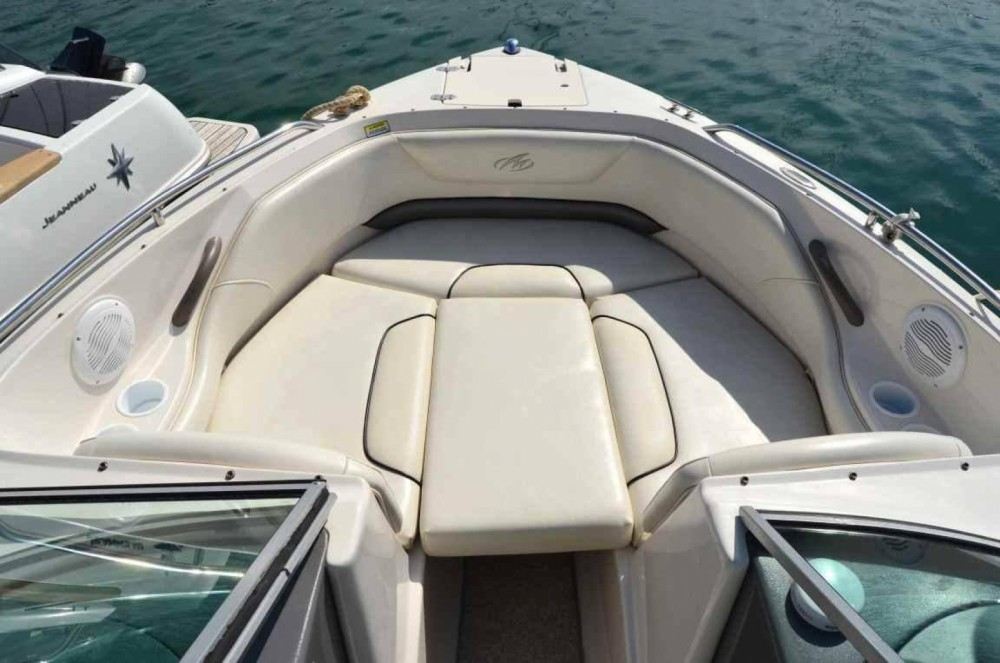 Hire Motorboat with or without skipper Monterey Albacete