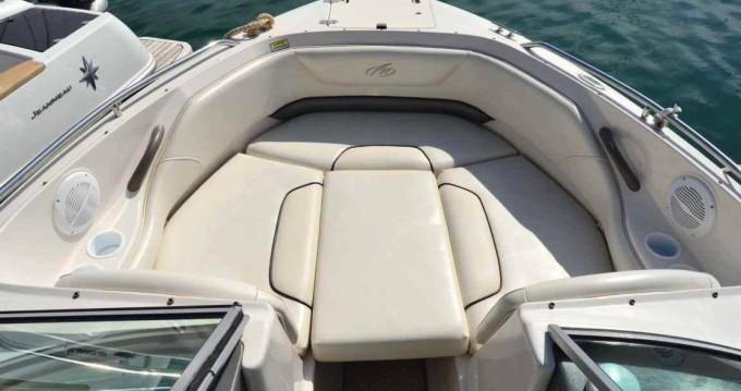 Boat rental Monterey 714 FS in Sant Antoni de Portmany on Samboat