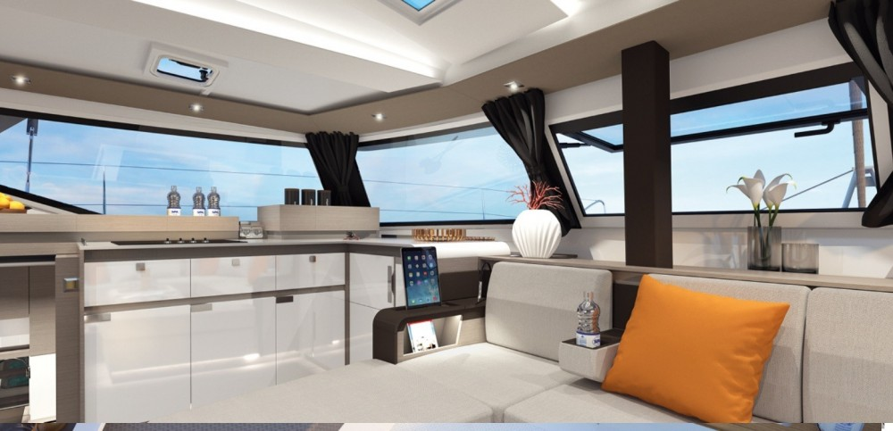 Fountaine Pajot Fountaine Pajot New 45 - 4 + 2 cab. between personal and professional Peloponnese