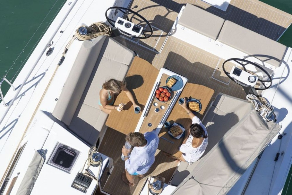 Hire Sailboat with or without skipper Dufour-Yacht Olbia