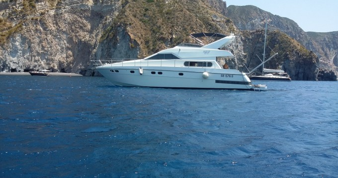 Hire Motorboat with or without skipper Alpa 52 Milazzo