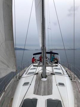 Boat rental Marseille cheap Sun Odyssey 49