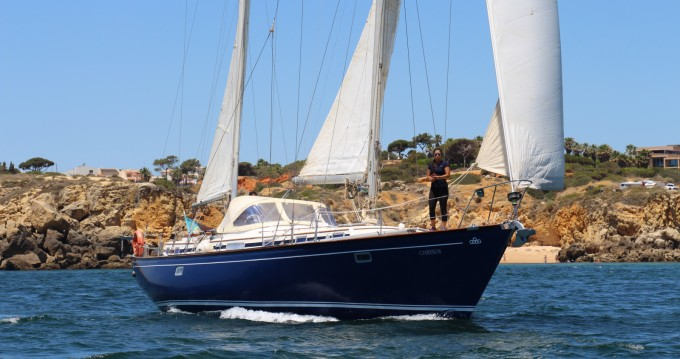 Hire Sailboat with or without skipper Olympic Adventure 47 Albufeira