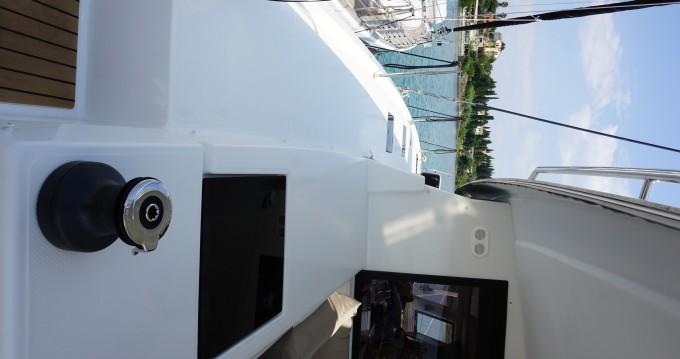 Rental Catamaran in Skradin - Fountaine Pajot Lucia 40