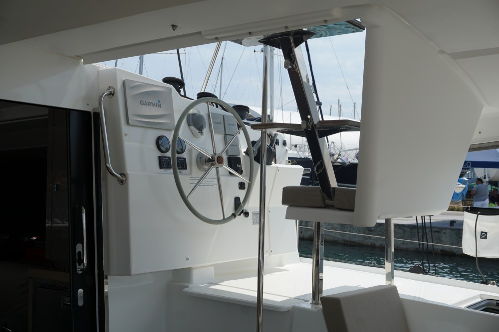 Hire Catamaran with or without skipper Fountaine Pajot Primošten