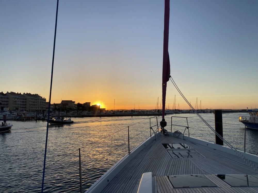 Boat rental Arzon cheap Hanse 588
