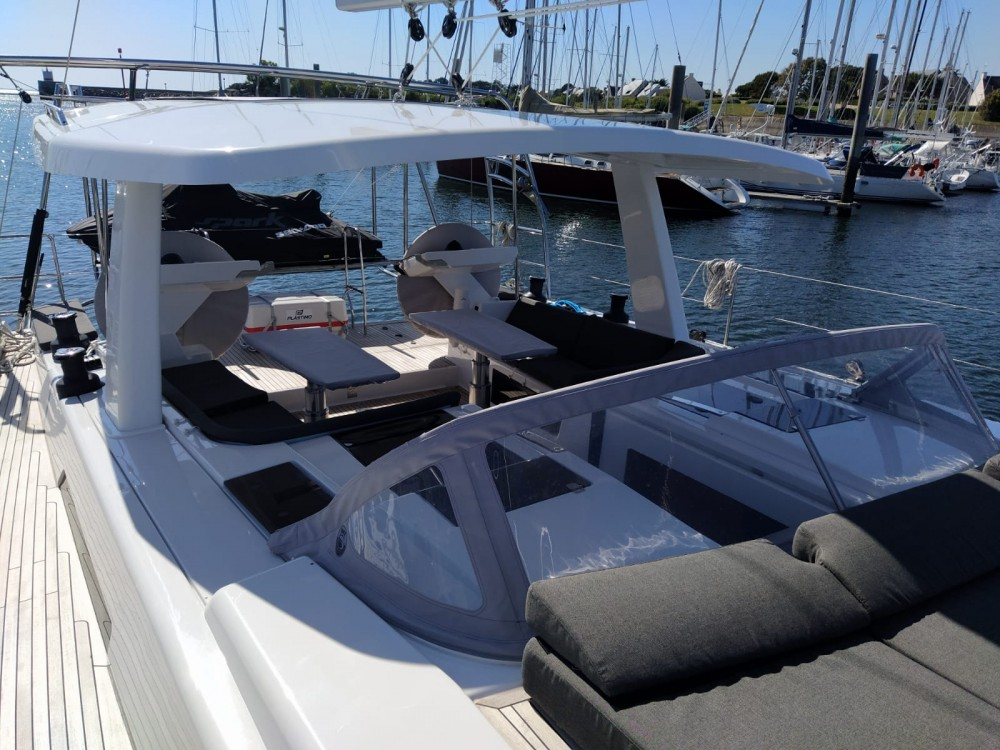 Hire Sailboat with or without skipper Hanse Arzon