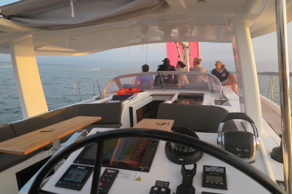 Rental yacht Arzon - Hanse Hanse 588 on SamBoat