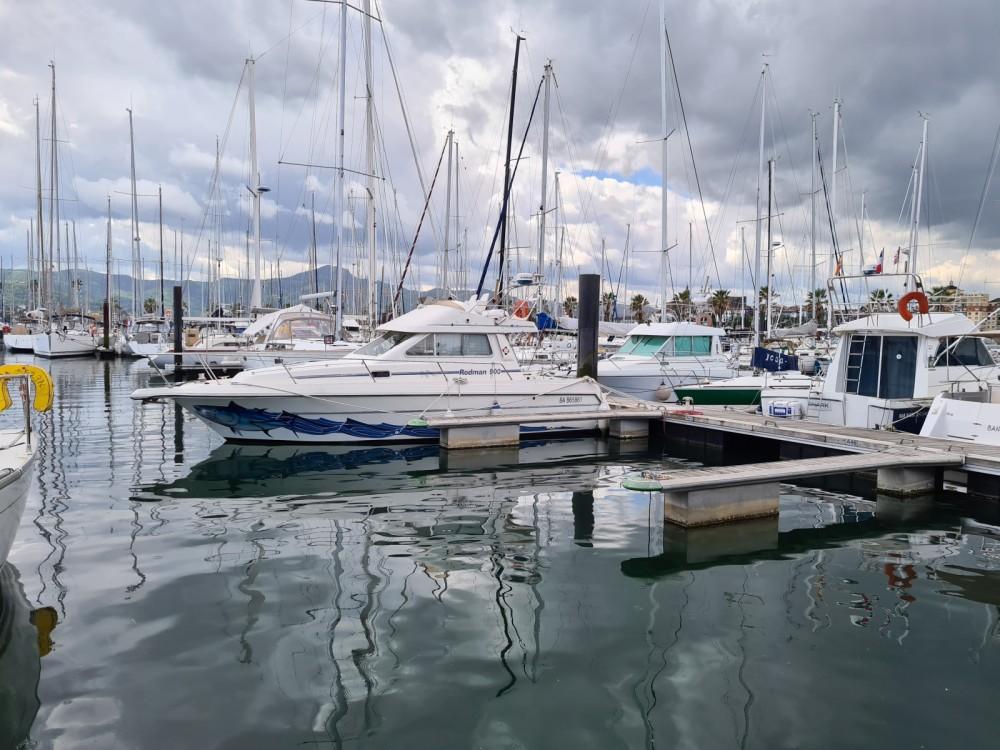 Rental yacht Hendaye - Rodman Rodman 900 on SamBoat